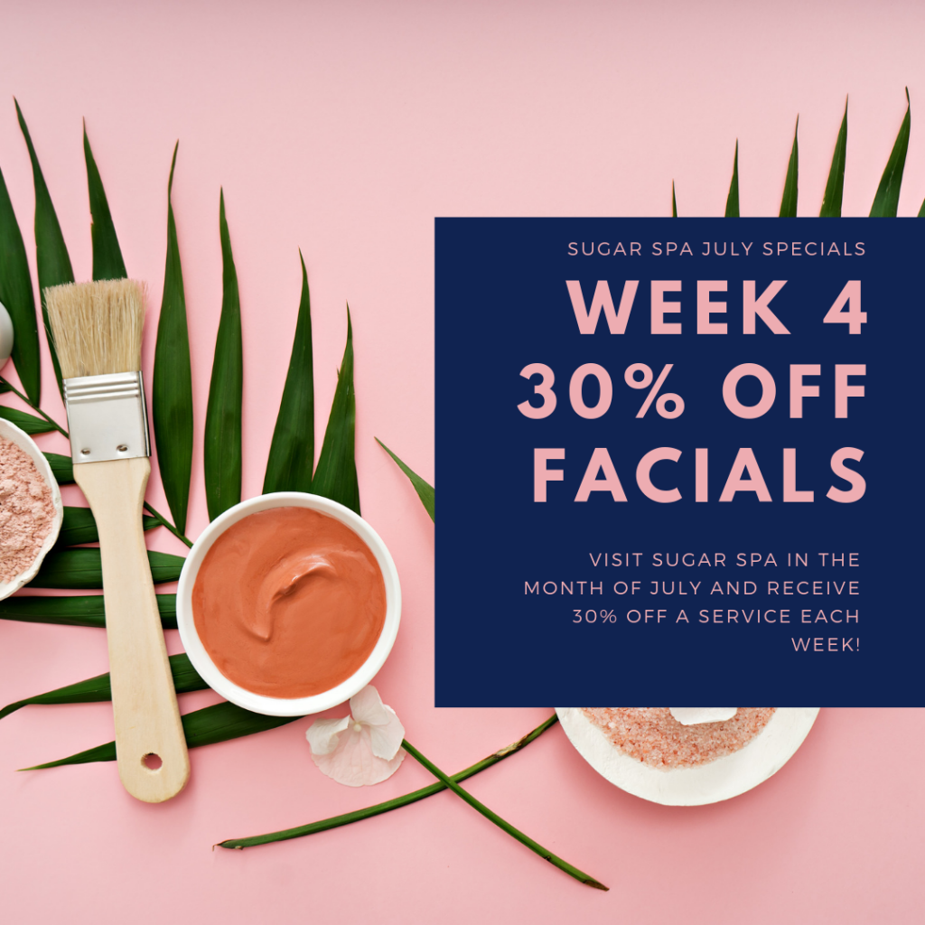 30% Off Facials | Sugar Spa Siem Reap