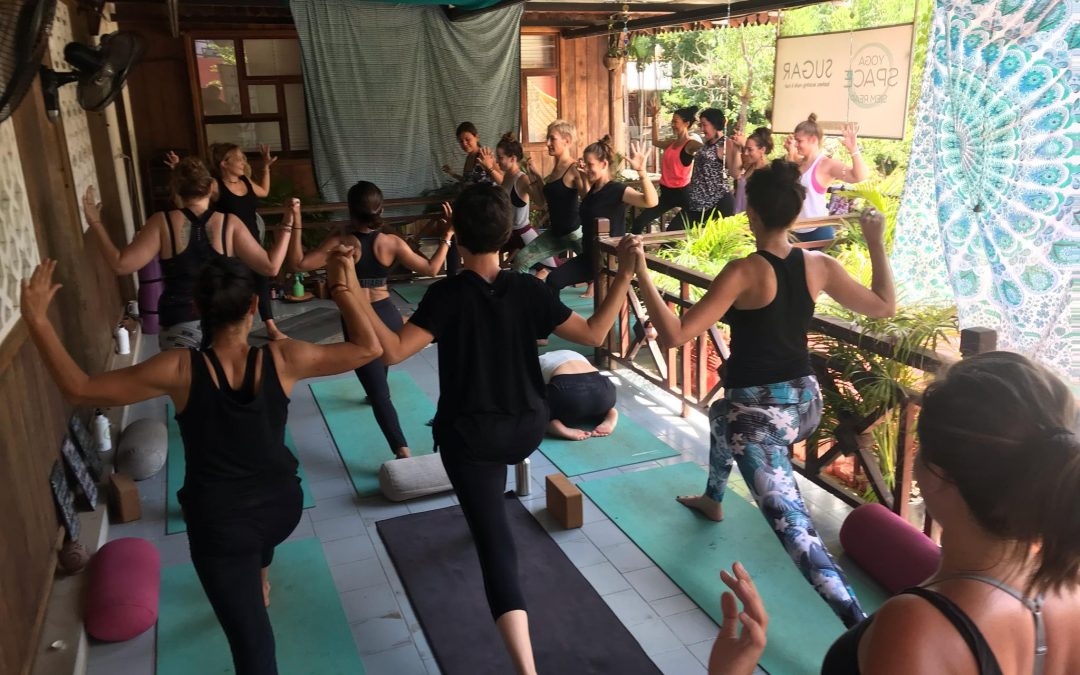 What's New In Siem Reap Yoga This Week | Yoga Space Siem Reap