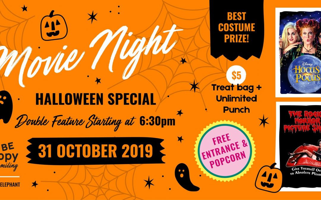 Halloween Siem Reap 2019 – Your Glamour Guide to Temple Town's Best Parties